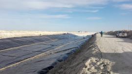 国投罗布泊钾盐输卤渠道(新疆)
