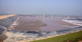 山西晋北铝业氧化铝厂赤泥库(强碱)