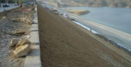 国家级康山蓄滞洪区安全堤